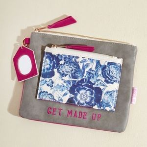 NEW Organized to Beautify Makeup Bag